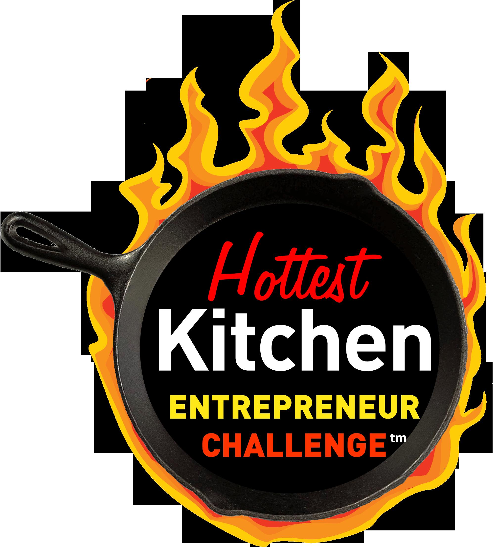 Hottest Kitchen Entrepreneur Challenge Logo